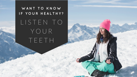 What your teeth say about your health